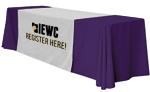 Custom Table Covers for Outdoor Events from Signmax