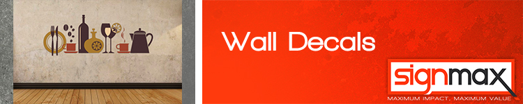 Wall Decals from Signmax.com